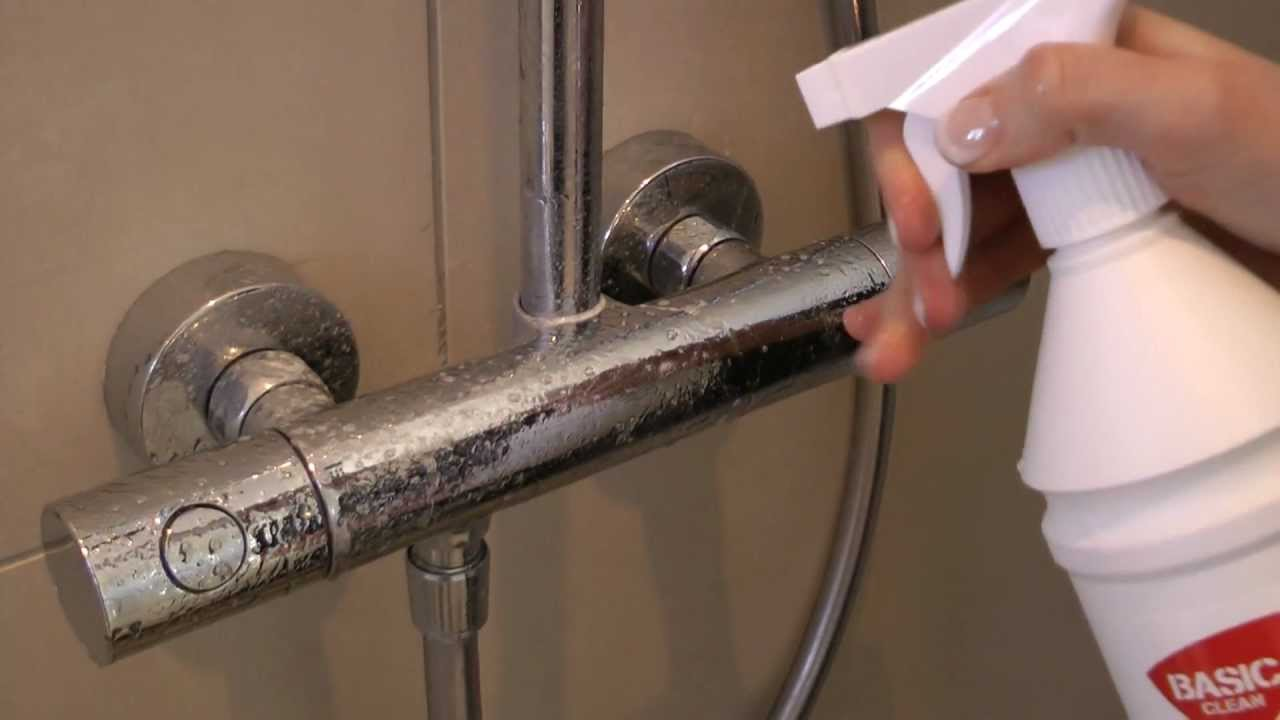 Fjerne kalk i badet og køkken – Det behøver ik' at være svært